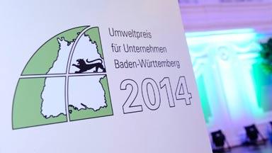 Umweltpreis BW 2014
