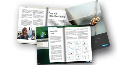 Mader Nachhaltigkeitsbericht 2015 bis 2016