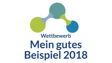 Logo Mein gutes Beispiel 2018