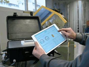 Messkoffer inkl. Software für Energie-Audit 16247-1